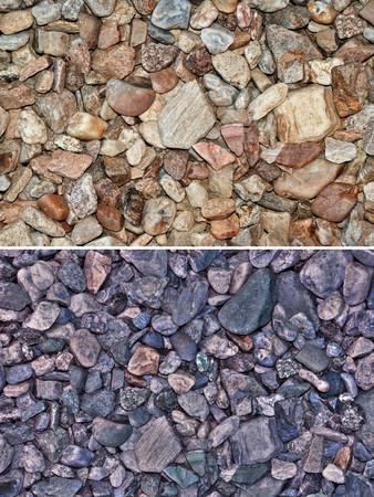 pebble: Pebble beach texture