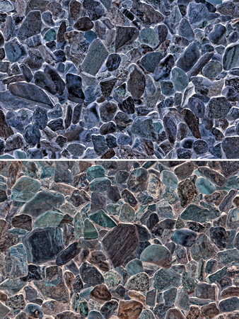 pebble beach: Pebble beach texture