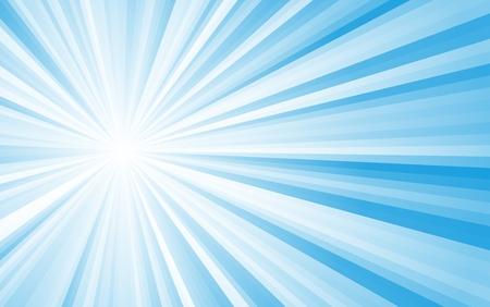 lustre: shining rays of light