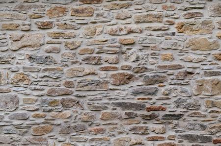 Textura de la pared de piedra de fondo