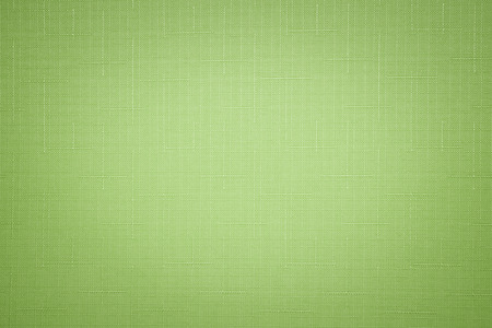 green background texture: fabric texture. coarse canvas background - closeup pattern. green Stock Photo