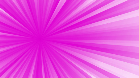 Colored stripes on a light background, abstract illustration pattern. Rays laser purple, white
