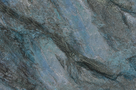 old spotty stained concrete wall texture background. color blue, gray