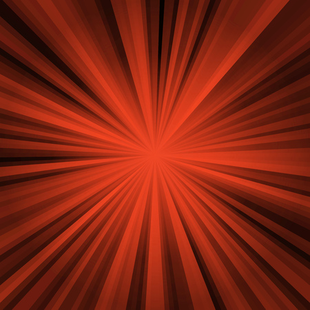 colored stripes on a light background, abstract illustration pattern. Rays laser red, black Stock Photo