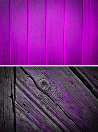 Wood texture. Lining boards wall. set. Wooden background. pattern. Showing growth rings Imagens