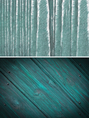 wood floor: Wood texture. Lining boards wall. set. Wooden background. pattern. Showing growth rings Stock Photo