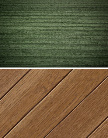 wood floor: Wood texture. Lining boards wall. Wooden background. pattern Showing growth rings Stock Photo