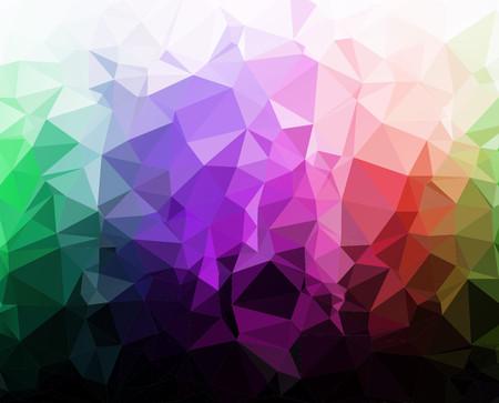 abstract triangulated background. triangular style, texture. Modern Design. 3d