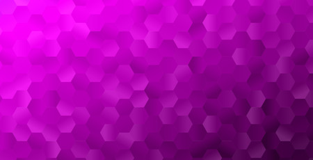 polygon hexagon abstract background. design geometrical texture. pattern honeycomb.  Stock Photo
