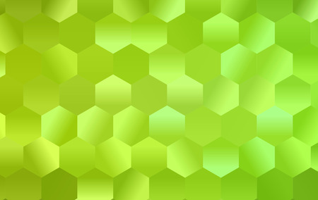 polygon hexagon abstract background. geometric texture design. pattern honeycomb. Stock Photo