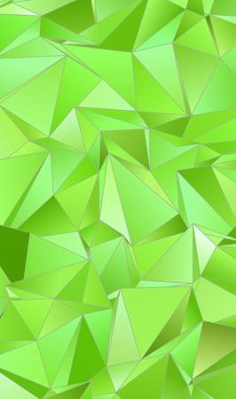 Abstract Triangle Background. 3D Triangles. Modern Wallpaper. Vector illustration Reklamní fotografie