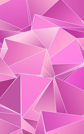 Abstract Low-Poly background. triangulated texture. Design 3d. Polygonal geometrical pattern. Triangular modern style