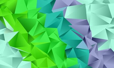 Abstract Low-Poly background. triangulated texture. Design 3d. Polygonal geometrical pattern. Triangular modern style Zdjęcie Seryjne - 141265982