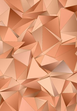 3d Triangles, abstract  background. Design wallpaper