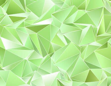 3d Triangles, abstract background. Design wallpaper. Foto de archivo - 151364440