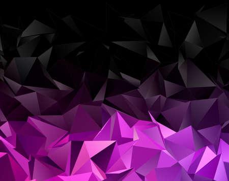 3d Triangles, abstract background. Design wallpaper. Zdjęcie Seryjne