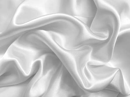 Satin texture. silk background. shiny wavy pattern canvas. color fabric, cloth