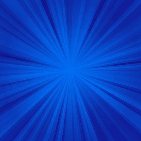 Abstract ray burst background, glow effect, comix Standard-Bild
