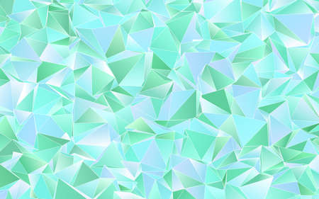 3d Triangles, abstract background. Design wallpaper. Stok Fotoğraf