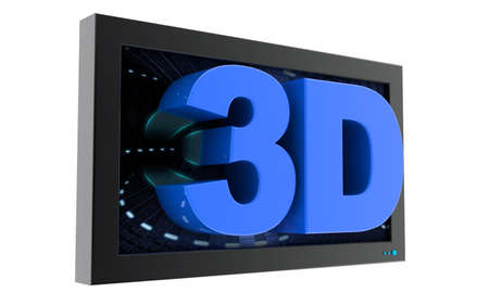 3d  cinema photo