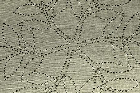 Dotted Flower Design