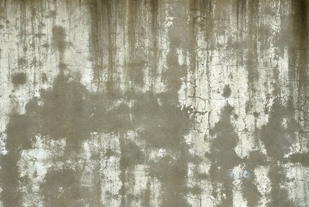 Abandoned Cement wall can be used as background