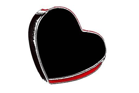Saint-Valentin de fond Banque d'images