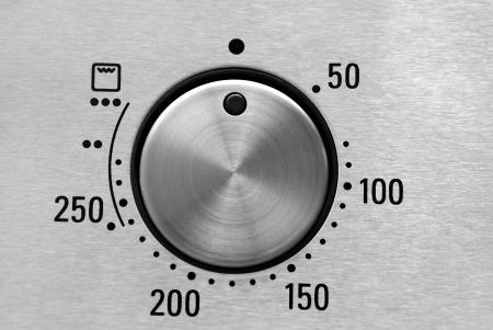 Oven Temperature Control Stock Photo - 9262528