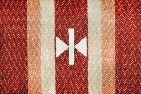 Pattern of Traditional Turkish Rug called Kilim