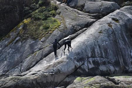 White Cliff  BC Stok Fotoğraf