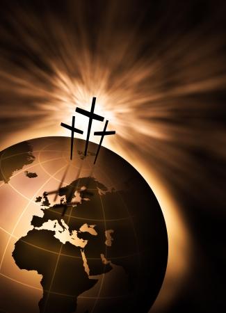 perdonar: La creaci�n es salvado por el Se�or Jesucristo
