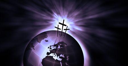 seigneur: La cr�ation est sauv� par le Seigneur J�sus-Christ
