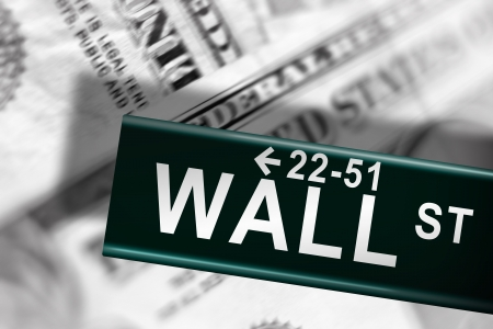 stock trading: Wall street financial crash