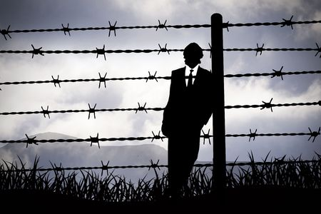 political prisoner: the banking managers behind barbed wire