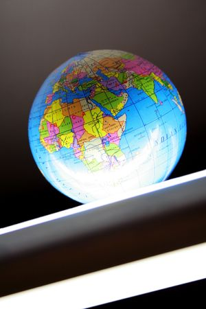 existence: world Stock Photo