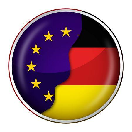 eyecatcher: EU Germany Stock Photo