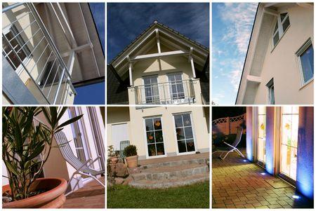 own house Foto de archivo