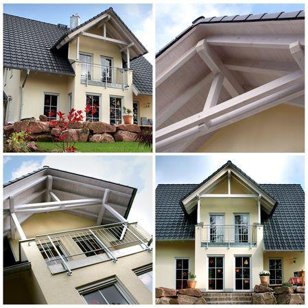 statics: own house Stock Photo