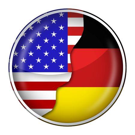 USA Germany Stock Photo - 4967642