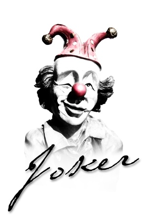 old funny clown in retro design look Stock Photo - 11216171