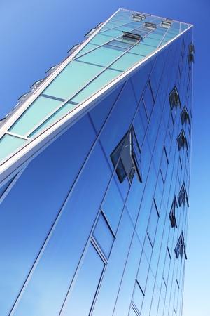Nouveau gratte-ciel en grande Villingen Schwenningen en Allemagne Banque d'images - 13047224