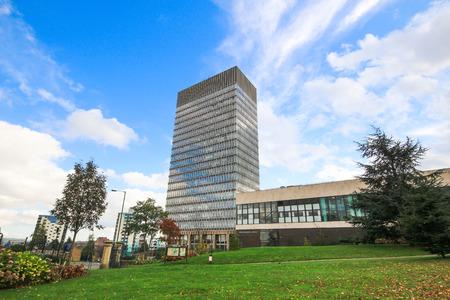 sheffield: Arts Tower Sheffield Editorial