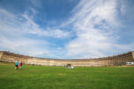 Bath Royal Crescent photo