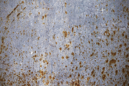 Sheet metal, rust corrosion old textured piece of iron for background