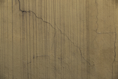 homogeneous: Painted wall with fine homogeneous structure of concrete