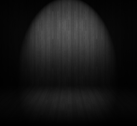 empty stage: Creative wooden background. Inside a room