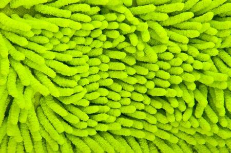 villi: Car washing rag texture