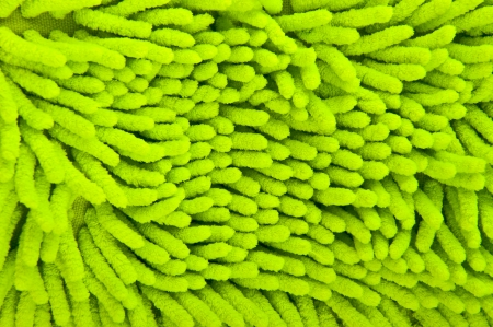 villi: Car washing rag texture
