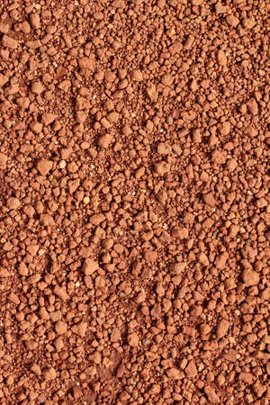 clay: Laterite Soil texture