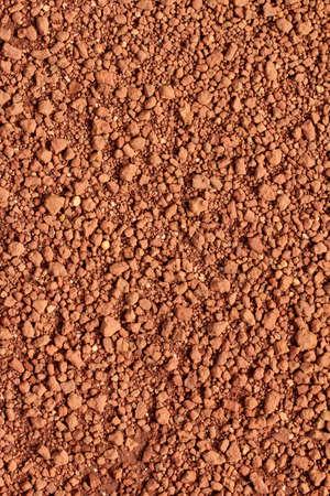 Laterite Soil texture